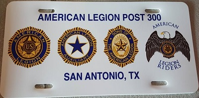 American Legion Post 300 Texas General Membership